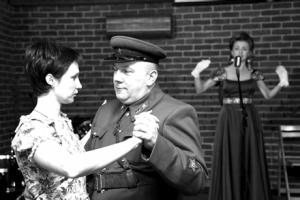 Танцевальный вечер в стиле 40-х годов. ДК «Северный»